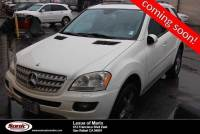 Pre Owned 2008 Mercedes-Benz M-Class ML350 SUV