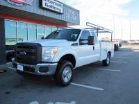 2016 Ford Super Duty F-250 4x4 Utility 80- XL