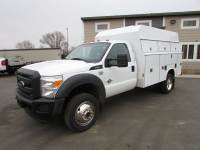 Used 2014 Ford F-450 4x4 Service Utility Truck