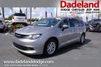 Certified Used 2017 Chrysler Pacifica Touring Minivan/Van in Miami