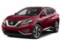 Certified 2015 Nissan Murano SL SUV in Brandon MS