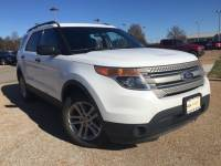 Certified 2015 Ford Explorer Base SUV V-6 cyl in Richmond, VA