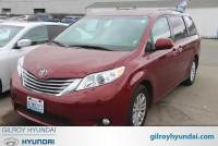 Used 2017 Toyota Sienna For Sale Gilroy, CA