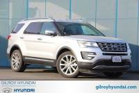 Used 2017 Ford Explorer SUV For Sale Gilroy, CA