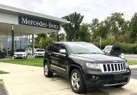 Pre-Owned 2013 Jeep Overland Grand Cherokee