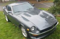 1972 Datsun 240Z – Exceptional car – Significant restoration and upgrades.