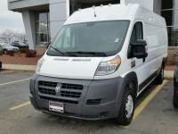 CERTIFIED PRE-OWNED 2014 RAM PROMASTER 3500 HIGH ROOF FWD 3D EXTENDED CARGO VAN