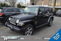 Used 2016 Jeep Wrangler Unlimited Sahara 4WD Sahara Long Island, NY