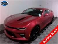 2016 Chevrolet Camaro 2dr Cpe SS w/2SS