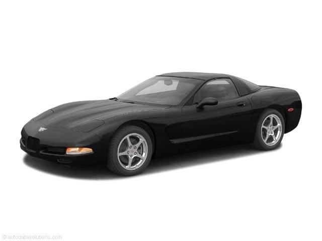 Photo Used 2004 Chevrolet Corvette Base Coupe for sale in Riverhead NY