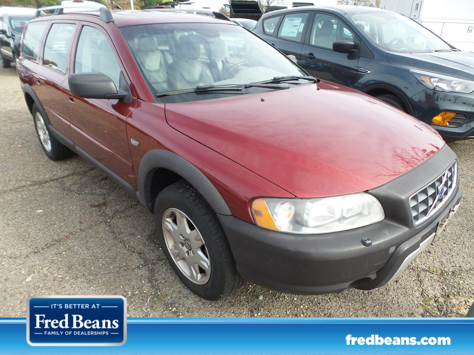 Photo Used 2005 Volvo XC70 For Sale  Langhorne PA - Serving Levittown PA  Morrisville PA  YV1SZ592451176500