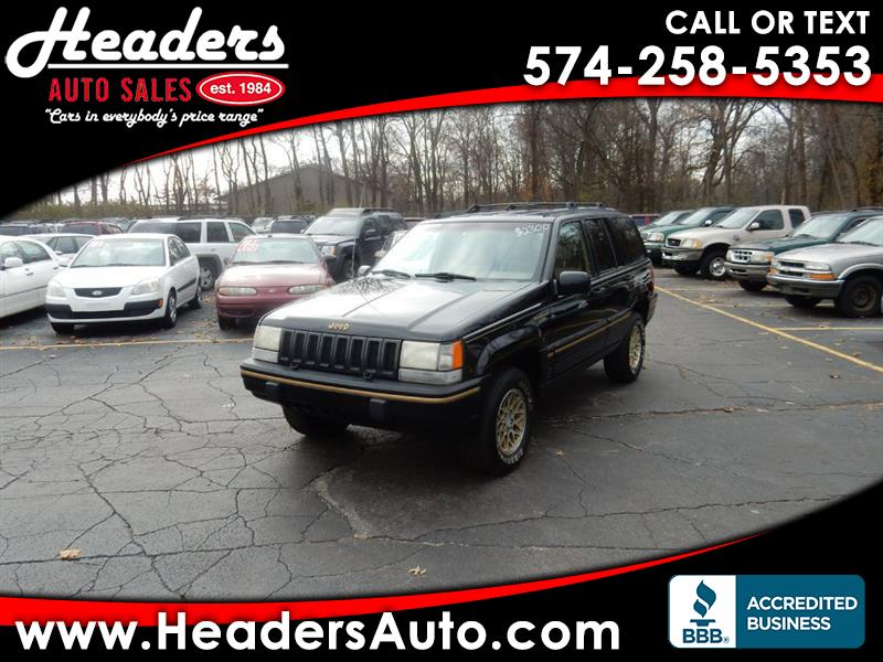 Photo 1995 Jeep Grand Cherokee Limited 4WD
