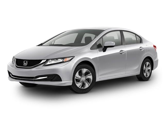 Photo Used 2015 Honda Civic For Sale  Jacksonville FL