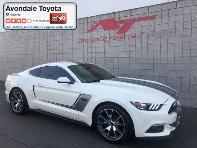 Photo Pre-Owned 2015 Ford Mustang GT 50 Years Limited Edition Coupe Rear-wheel Drive in Avondale, AZ