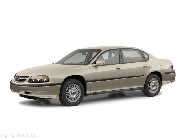 Photo Used 2003 Chevrolet Impala LS For Sale in Lincoln, NE
