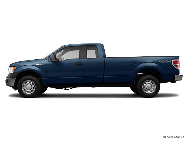 Photo Used 2013 Ford F-150 for sale Hazelwood