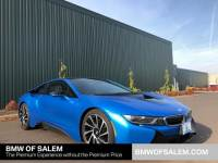 Certified Pre-Owned 2016 BMW i8 in Salem, OR