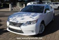Certified 2014 LEXUS ES 350 Sedan in Greenville SC