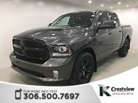 Certified Pre-Owned 2017 Ram 1500 Sport Crew Cab | Leather | Sunroof | Navigation 4WD Crew Cab Pickup
