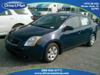 Used 2009 Nissan Sentra 2.0  For Sale in Winter Park, FL   3N1AB61E49L634295