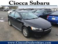 Used 2010 Mitsubishi Lancer ES For Sale in Allentown, PA