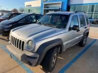 Used 2002 Jeep Liberty Sport SUV