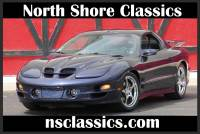 2000 Pontiac Firebird -TRANS AM-WS6 RAM AIR-3 OWNER ORIGINAL 38500 MILES- MAINTAINED- SEE VIDEO