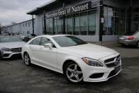 Certified Pre-Owned 2015 Mercedes-Benz CLS 400 4MATIC® Coupe