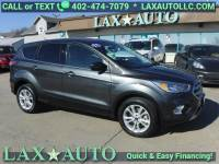 2017 Ford Escape SE 4WD * Only 9,844 Miles! * 1-Owner Carfax!