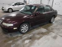 1996 Mazda 626 4dr Sdn ES Manual