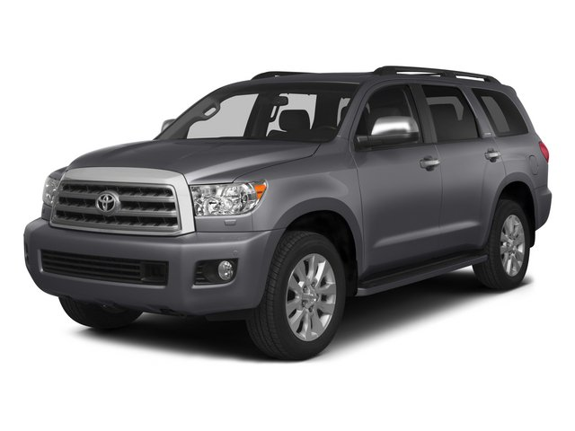 Photo Pre-Owned 2015 Toyota Sequoia RWD 5.7L Limited Rear Wheel Drive SUV