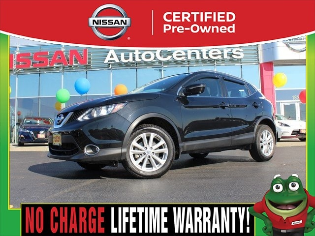 Photo Certified Used 2017 Nissan Rogue Sport SV - CERTIFIED PRE OWNED For Sale