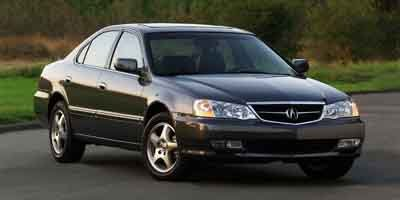 Photo Pre-Owned 2003 Acura TL 3.2 FWD 4dr Car