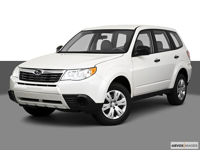 Photo Used 2010 Subaru Forester 4dr Auto 2.5X wSpecial Edition Pkg for Sale in Temecula