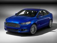 2013 Ford Fusion Hybrid SE Sedan FWD