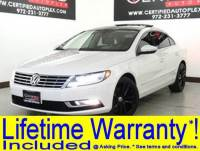 2014 Volkswagen CC EXECUTIVE NAVIGATION SUNROOF HEATED LEATHER SEATS BLUETOOTH DUAL POWER SEAT