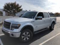 Used 2013 Ford F-150 4WD SuperCrew 145 FX4 Pickup