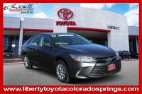 Certified 2017 Toyota Camry LE LE Auto For Sale in Colorado Springs