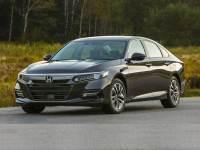 New 2019 Honda Accord Hybrid EX-L 2.0T