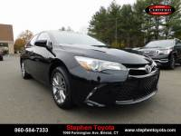 Certified Pre-Owned 2016 Toyota Camry SE in Bristol, CT