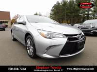 Certified Pre-Owned 2015 Toyota Camry SE in Bristol, CT