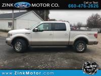 2014 Ford F-150 King-Ranch SuperCrew 5.5-ft. 4WD