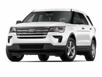 Certified Used 2018 Ford Explorer Base FWD 6 For Sale in Folsom