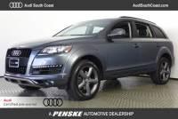 Certified Pre-Owned 2015 Audi Q7 3.0T Premium Plus (Tiptronic) SUV in Santa Ana, CA