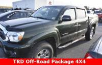 Used 2013 Toyota Tacoma 4WD Double Cab Short Bed V6 Automatic