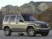 Used 2003 Jeep Liberty For Sale Hickory, NC | Gastonia | 18P607A
