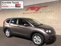Pre-Owned 2014 Honda CR-V EX FWD SUV Front-wheel Drive in Avondale, AZ