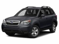 Used 2015 Subaru Forester 2.5i Limited SUV in Plover, WI