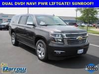 2015 Chevrolet Suburban 1500 LTZ SUV For Sale in Madison, WI