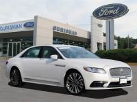 2017 Lincoln Continental Reserve Sedan GTDI V6